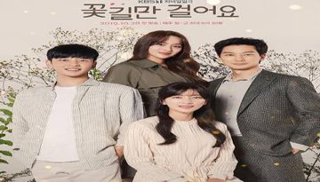 Down the Flower Path Episode 104 ENGLISH SUB