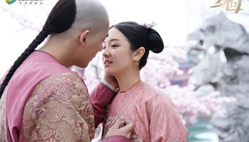 Dreaming Back to the Qing Dynasty Episode 32 English sub