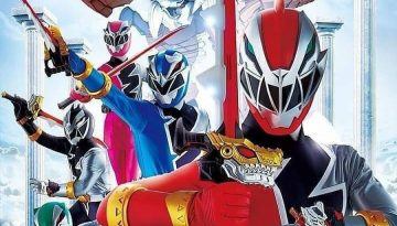 Dino Knight Sentai Ryuusouger Episode 44 English SUB